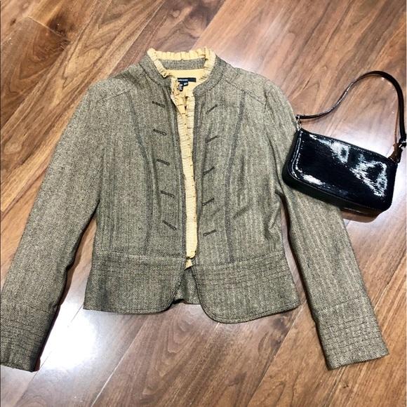 Women's Clothing Clothing, Shoes, Accessories Euc Zara Brown Blazer Xl